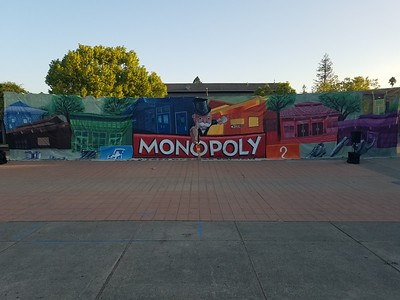 2020 Monopoly Homecoming Skit