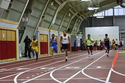 Winter Track Action