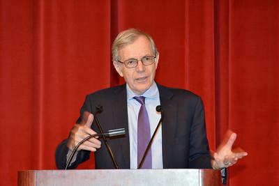 Davis R. Parker Memorial History Lecture – Dr. Eric Foner