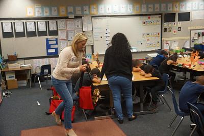 12-14-17 Operation Teddy Bear at Moffett School