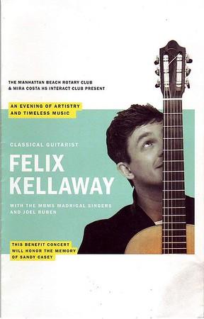 12-9-17 Felix Kellaway Concert