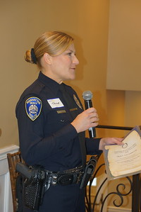 MB Police Officer of the Year - Traci Navarrette