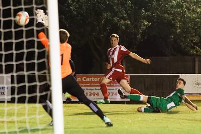 Thurlow Nunn League Cup Whitton United