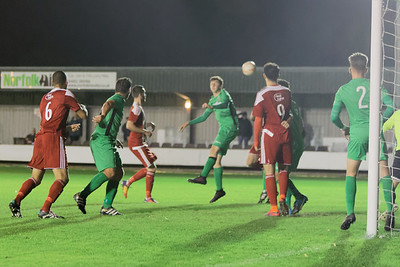 TN Premier League Match Gorleston v Felixstowe
