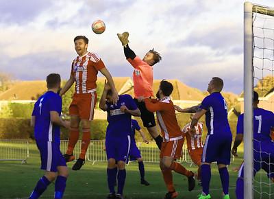 TN Premier Leaguep Brantham v Felixstowe