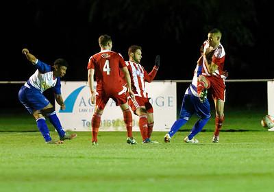 TN Premier League Felixstowe v FC Clacton