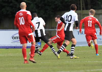 TN Premier League Felixstowe & Walton Utd v Long Melford