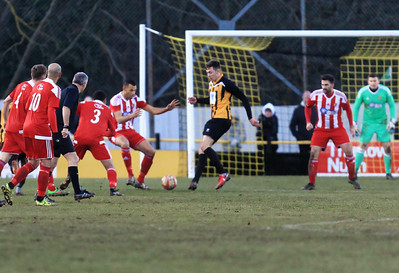 TN Premier League  Stowmarket vFelixstowe & Walton Utd