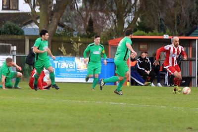 TN Premier LeagueFelixstowe & Walton Utd v Gorleston