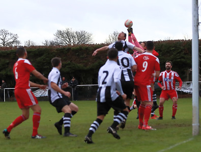 TN Premier League Long Meford vFelixstowe & Walton Utd