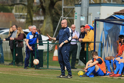 Wroxham vFelixstowe & Walton Utd in Thurlow Nunn Premier League