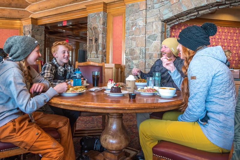 Snowbasin Marketing Shoot Feb 16th Snowboard Family RLT-0580