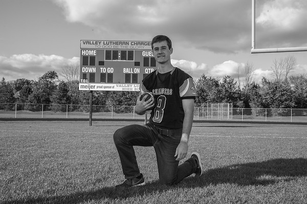 Luke Bushey, Valley Lutheran High School, Class of 2018