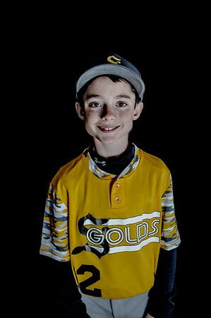 Saginaw Golds 8U 2018