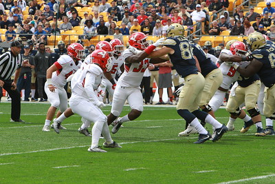 YSU Football at Pittsburgh - Sept. 2, 2017