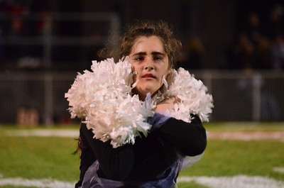 Homecoming Poms Performance (10-6-17)