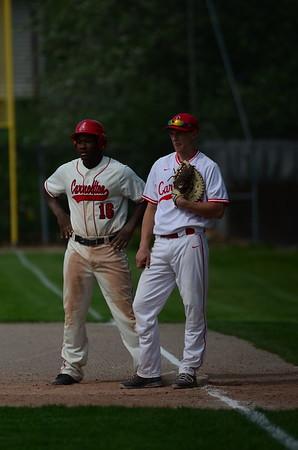Varsity Baseball vs Carrollton