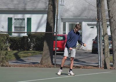 Boys' JV Tennis
