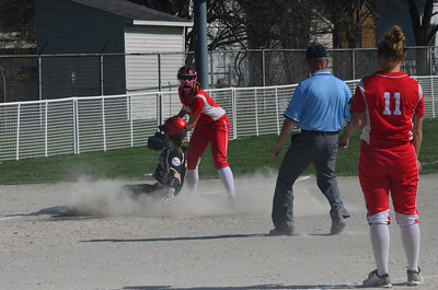Varsity Softball vs St.Charles