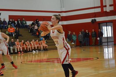 JV Girls' Basketball vs Merrill