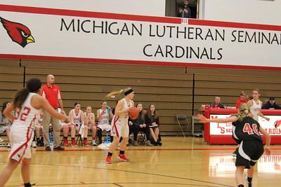 JV Girls' Basketball vs St.Charles