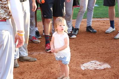 YSU Baseball Intrasquad Scrimmage - Sept. 22, 2017