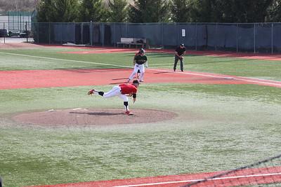 Baseball at Wright State - April 13, 2018