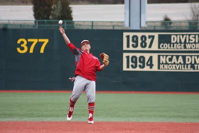 Baseball at Wright State - April 14, 2018