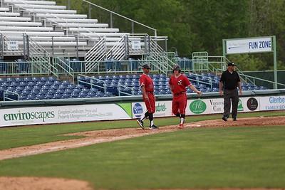 Baseball vs. Kent State - May 15, 2018