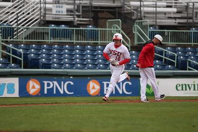 Baseball vs. Niagara - April 24, 2018