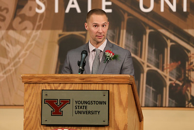 2017 YSU Athletics Hall of Fame Banquet