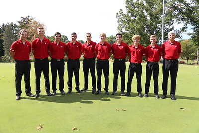YSU Men's Golf 2017-18 Photo Day
