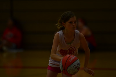 Jr. Cardinal Girls' Basketball Camp