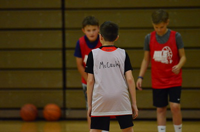 Jr. Cardinal Boys' Basketball Camp