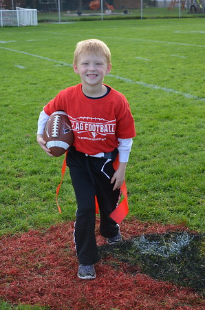 MLS Youth Flag Football League Team/Individual Pictures