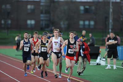 Horizon League Outdoor Championships (Jose Juarez)