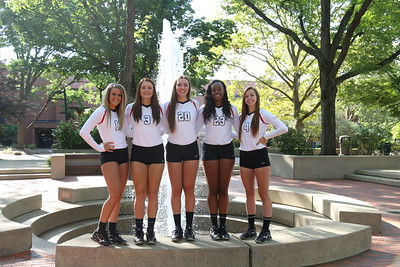 YSU Volleyball Seniors
