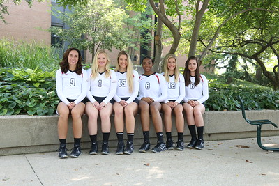 YSU Volleyball Freshmen