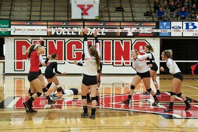 YSU Volleyball