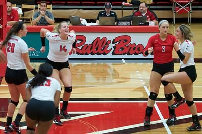 YSU Volleyball vs. Akron