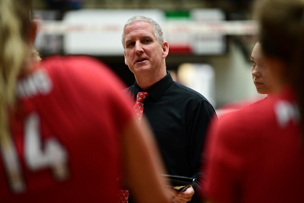 Head Coach Mark Hardaway
