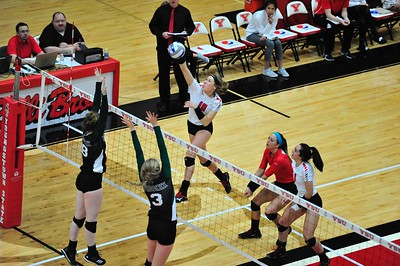 Volleyball vs. Green Bay - Oct. 20, 2017 (Thompson)