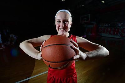 YSU Women's Basketball Photo Day - Part 2 (Photo by David Dermer)