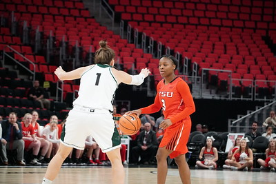 Women's Basketball vs. Green Bay - March 5, 2018 (Kilroy)