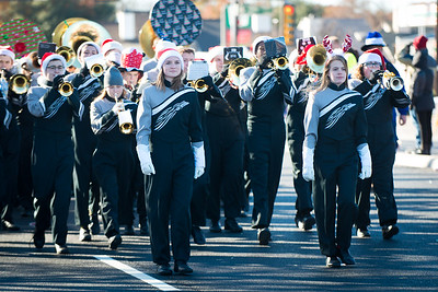 Winter Holiday  Parade 12/9/17