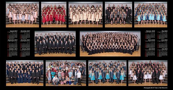 Choir Group Photos - Sam Milosevich