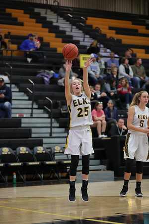 2017-2018 Centerville High School Girls Basketball