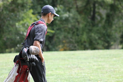 Boys' Golf @ County Tournament
