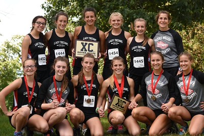 Cross Country @ Dover Invitational