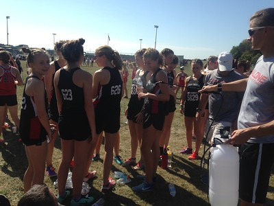 Cross Country @ Malone Invitational